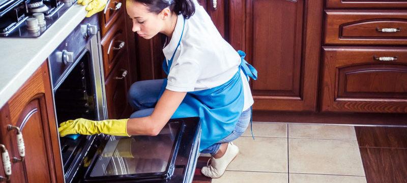 Лучшие чистящие средства для кухни: обзор, применение, производители