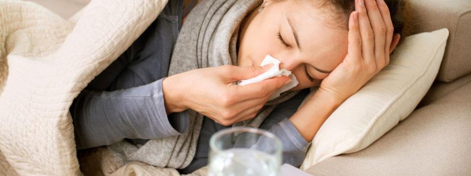 Лечение гриппа и ОРВИ, эффективные и недорогие методы