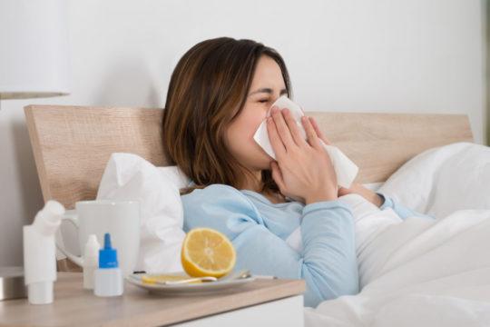 грипп 2019