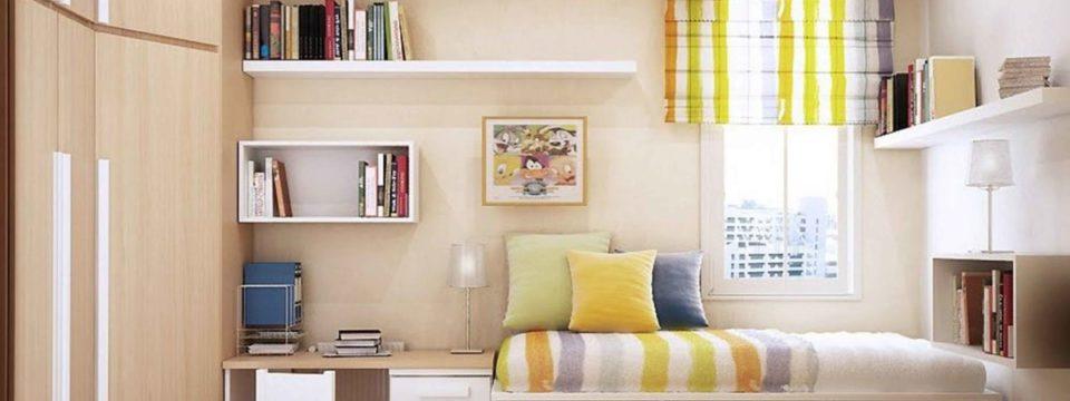 Как расставить мебель в небольшой квартире?