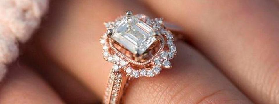 Способы как узнать размер кольца у девушки тайно и незаметно
