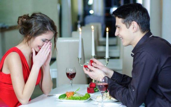 узнать тайно размер кольца у девушки