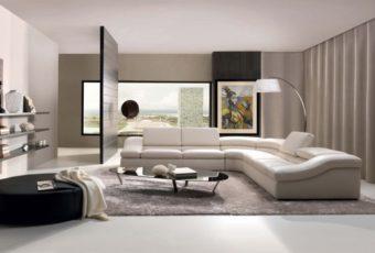 Стиль модерн в интерьере — новые идеи (50 фото)