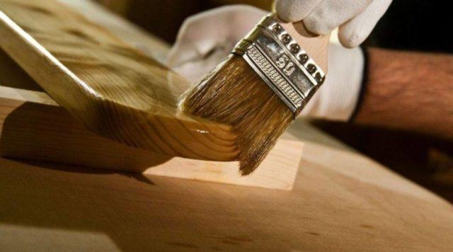 избавиться от плесени на деревянных поверхностях