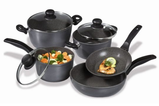 особенности разного покрытия посуды