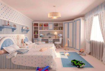 5 идей декорирования детской