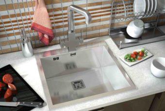 Как почистить мойку без химических средств?