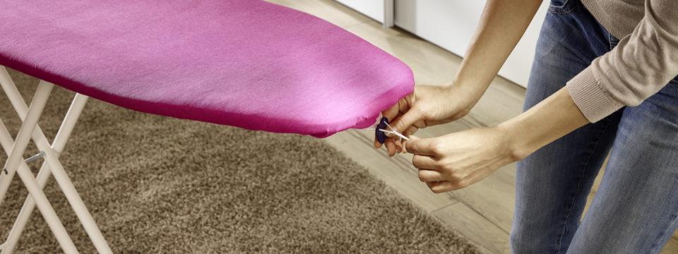 Чехол для гладильной доски: как сшить своими руками