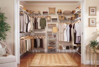 Как обустроить гардеробную? Советы, которые вам помогут