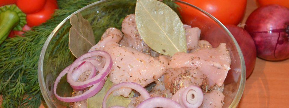 10 самых вкусных маринадов к шашлыку