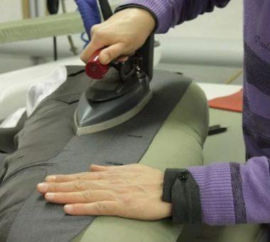 Секреты правильной глажки пиджака