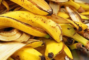 Не выбрасывайте банановую кожуру, она вам точно пригодится