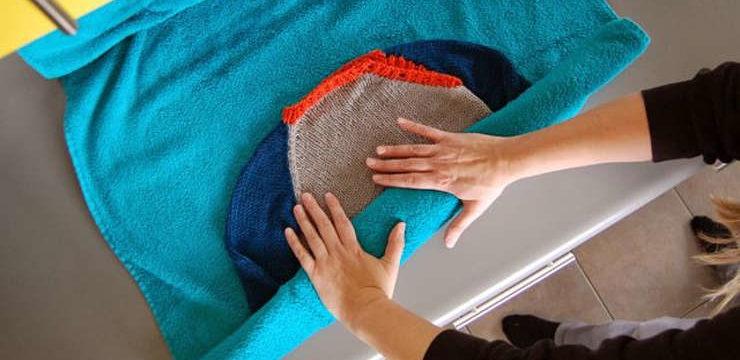 Как вернуть прежний размер одежды после стирки