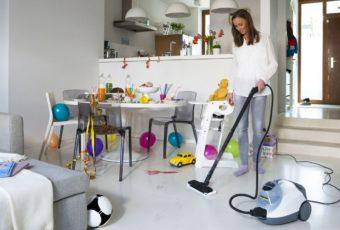 Как сохранять чистоту в квартире — 10 правил