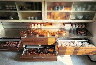 16 советов как организовать пространство на кухне