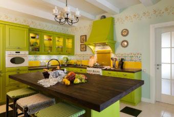 5 способов сделать кухню уютной