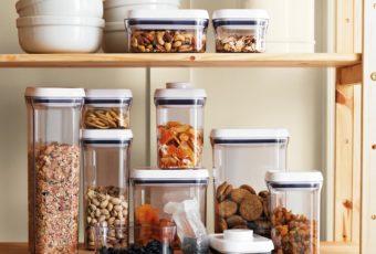 Как правильно организовать хранение продуктов