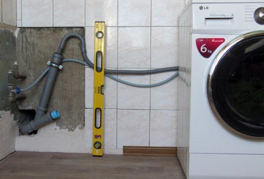 Шланг в стиральной машине