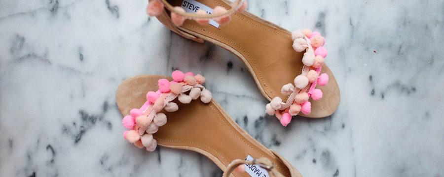 Идеи декорирования обуви на выпускной (фото)