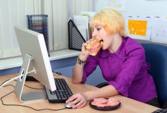 Сидячий образ жизнь и неправильное питание? 10 болезней, которые скорее всего у вас могут быть