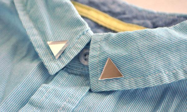 Как легко почистить очень грязный воротник рубашки
