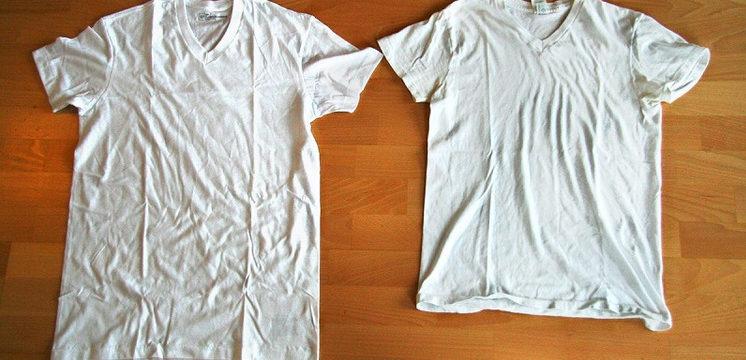 Как растянуть одежду, которая мала на 1-2 размера