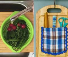 6 лайфхака с кухонными досками