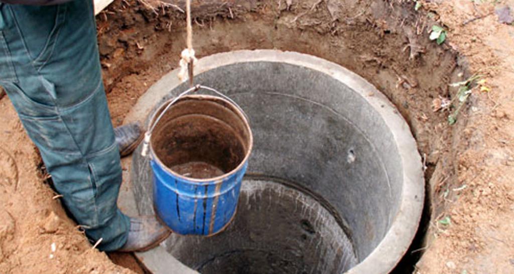 очистка ямы