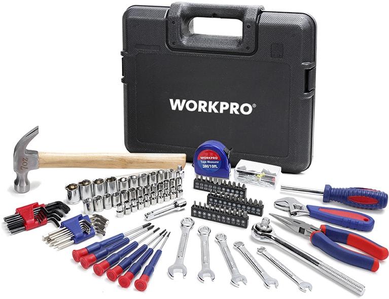 Набор инструментов WORKPRO 165