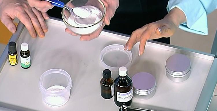 Рецепт на основе соли и соды