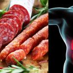 колбаса вызывает рак