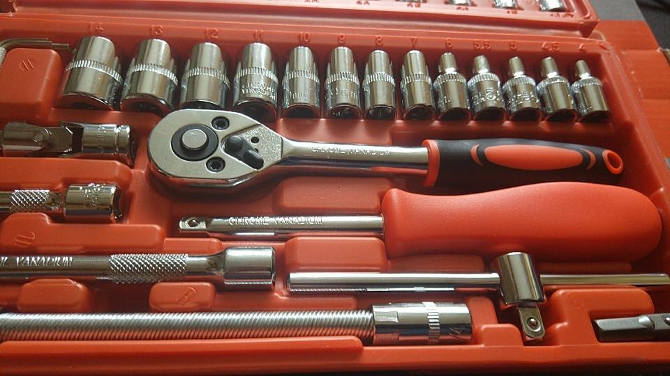 Набор инструментов MX-DEMEL 46