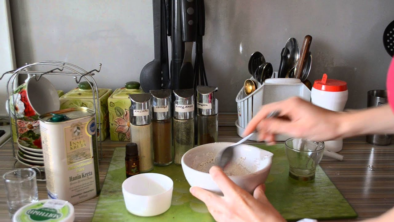 Рецепт пасты на основе соли, глины, соды и глицерина