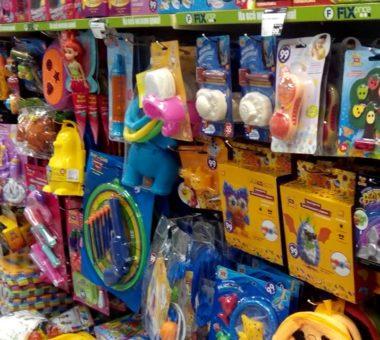 20 лучших игрушек для детей из Fix Price