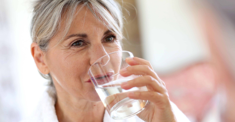 надо пить воду