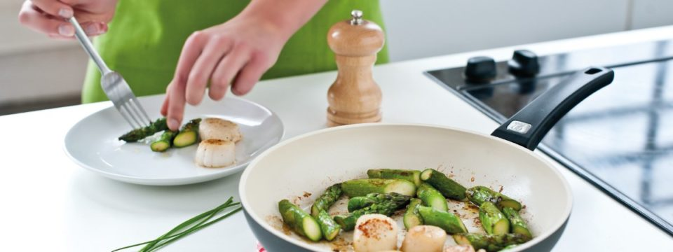 Керамическая сковорода – плюсы и минусы