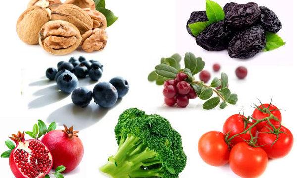 Еда и продукты, снижающие риск заболеть раком