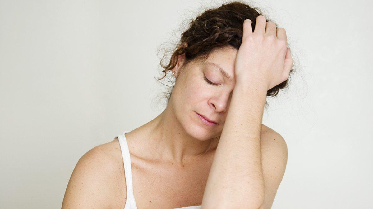 Постоянное ощущение усталости