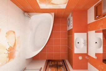 Топ 7 лучших решений для маленькой ванной комнаты