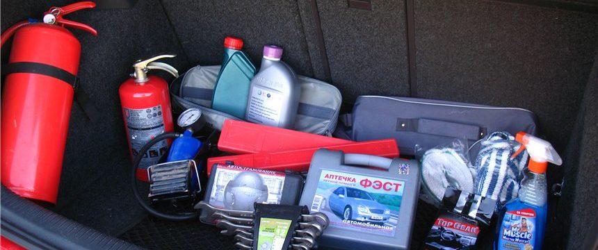 7 вещей, которые должны быть в багажнике у каждого владельца авто