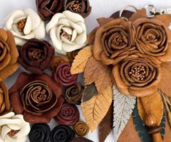 16 шикарных поделок из кожи, которые можно сделать своими руками