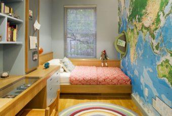 Топ 7 лучших решений для маленькой детской комнаты