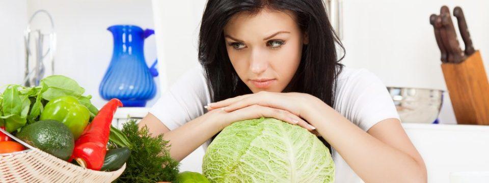 7 продуктов, которые могут привести к слабоумию