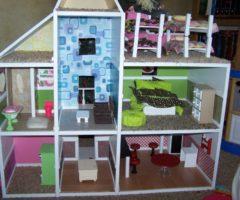 7 невероятных кукольных домиков, которые можно сделать своими руками