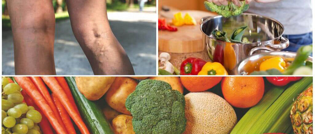 питание при тромбозе