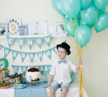 14 идей для оформления детского Дня рождения мальчика