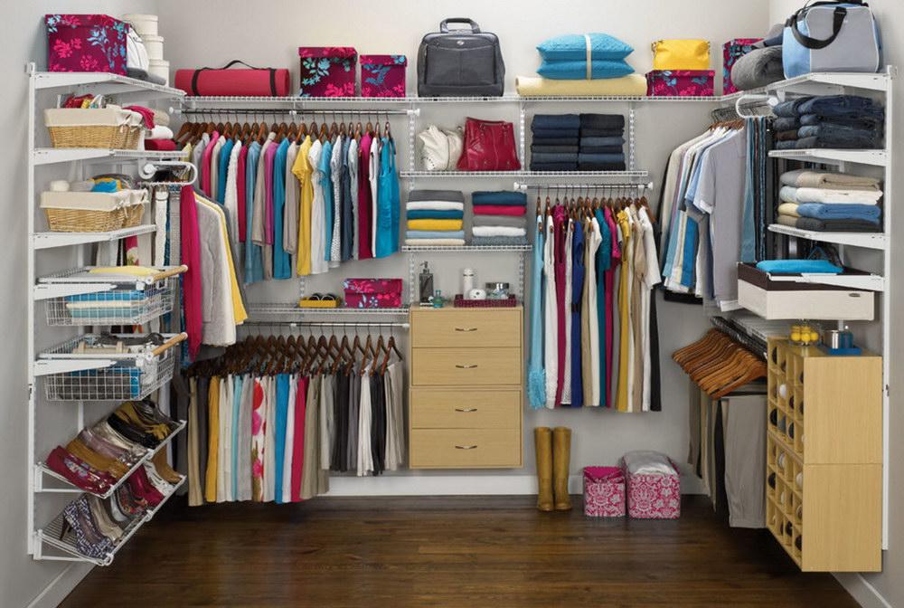 Переберите шкафы