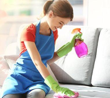 Как просто и быстро вывести пятно от кефира на диване: полезные советы