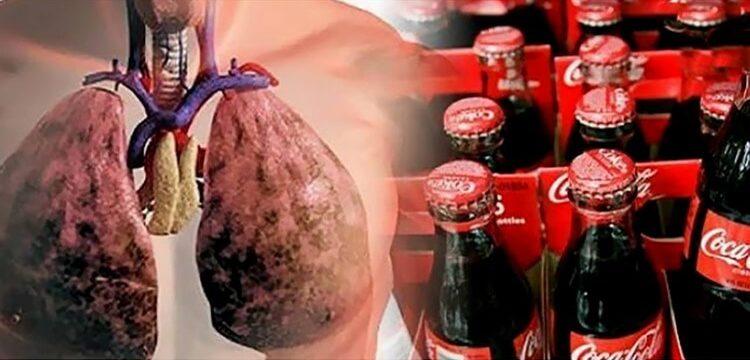Действительно ли кока-кола вызывает рак?
