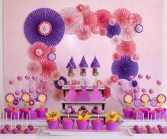 15 идей для оформления детского Дня Рождения девочки